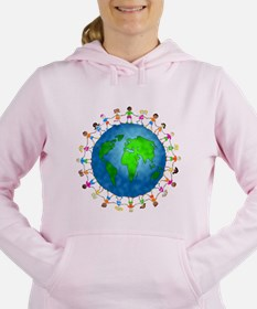 Unique Earth Women's Hooded Sweatshirt