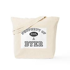 Property of a Drywaller Tote Bag
