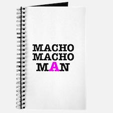 MACHO - MACH - MAN! Journal