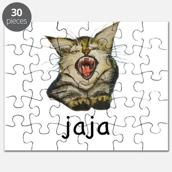 jaja Kitty Puzzle
