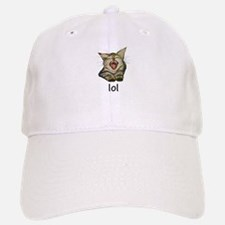 lol Kitty Baseball Baseball Baseball Cap
