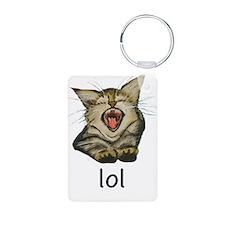 lol Kitty Keychains
