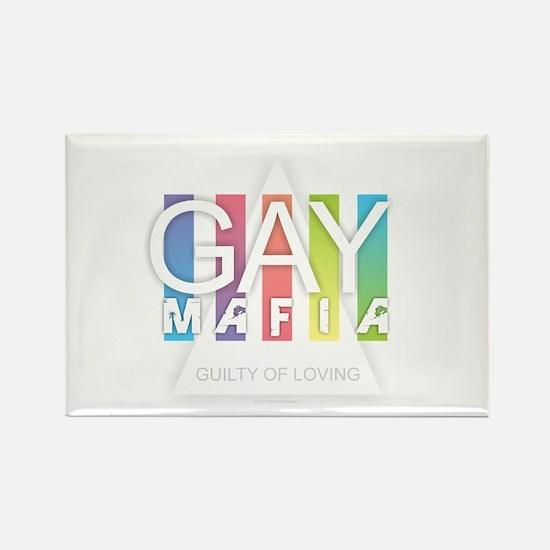 Gay Mafia Magnets