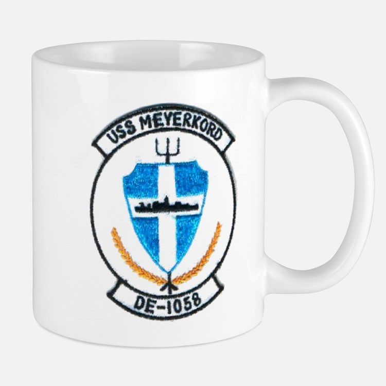 USS MEYERKORD Mug