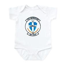 USS MEYERKORD Infant Bodysuit