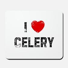 I * Celery Mousepad