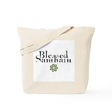 Blessed Samhain Tote Bag