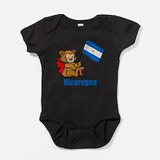 Cute Managua Baby Bodysuit