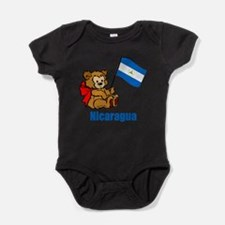 Funny International cities Baby Bodysuit