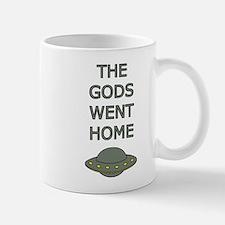 The Gods Went Home Mugs