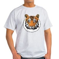 Tiger Face Light T-Shirt