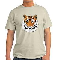 Tiger Face Light T-Shirt