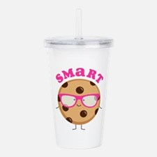 Smart Cookie Acrylic Double-wall Tumbler