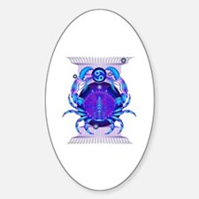 Unique Cancer horoscope Decal