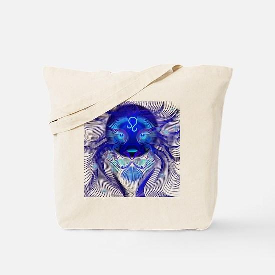 Cute Leo zodiac Tote Bag