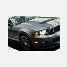 Funny Shelby gt500 Rectangle Magnet