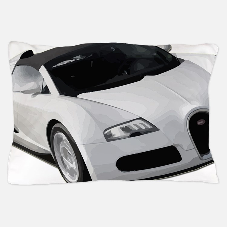 Cute Luxury cars Pillow Case