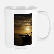Fishing Boats in Cacela Velha Mugs