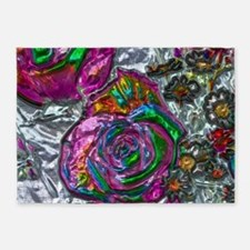 Rose20151012 5'x7'Area Rug