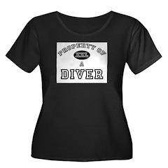 Property of a Diver T