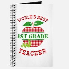 Apple Best Teacher Journal