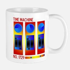 Your Very Own Time Machine Mug