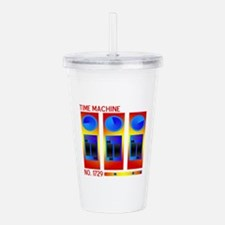 Your Very Own Time Mac Acrylic Double-wall Tumbler