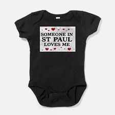 Cute St paul Baby Bodysuit