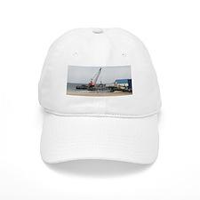 Unique Casino pier Baseball Cap
