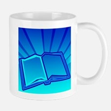 Glowing Book! Mug