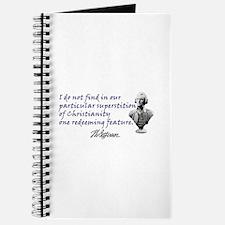Particular Superstition Journal