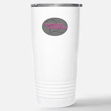 Your Image Here Oval Travel Mug
