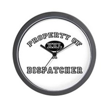 Property of a Dispatcher Wall Clock