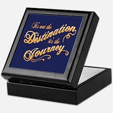 Destination Journey -txt Keepsake Box