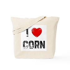 I * Corn Tote Bag