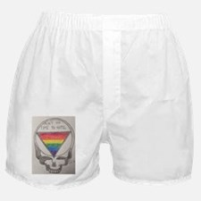 Hate Free Zone Boxer Shorts