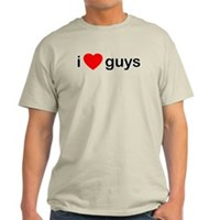 I Heart Guys Light T-Shirt