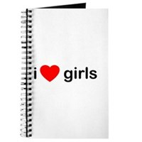 I Heart Girls Journal