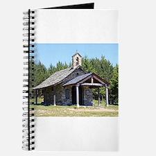 El Camino, church at Cruz de Ferro Journal