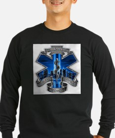 EMS 9-11 Long Sleeve T-Shirt