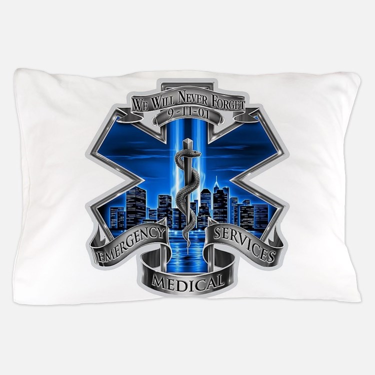 EMS 9-11 Pillow Case