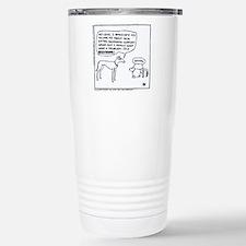 Unique Eating disorders Travel Mug