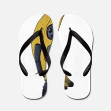 Counter terrorist Banan Flip Flops