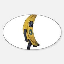 Counter terrorist Banan Decal