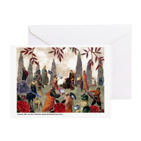 Greeting Cards (Pk of 10) - Unwise Men