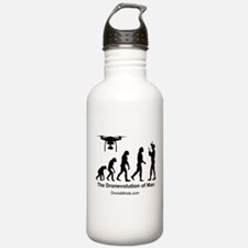 The Dronevolution of M Water Bottle