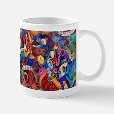 Music Festival Ceramic Coffee Mug