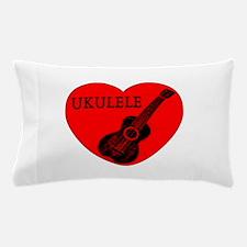 Ukulele Love Pillow Case
