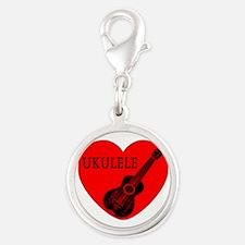 Ukulele Love Charms