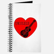 Ukulele Love Journal
